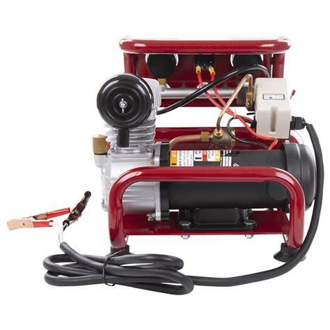 dc12 112 renegade industrial compressor 12v 40 50s 112lpm air compressors tradetools