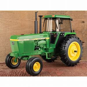 John Deere 1 16 Scale 40th Anniversary 4640 Collector