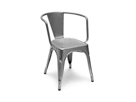 Chaise Avec Accoudoir But by Chair With Armrests A97 A Collection By Tolix Steel Design