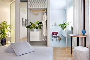 stunning salle de bain ouverte sur jardin contemporary With salle de bain design avec arbre décoratif jardin