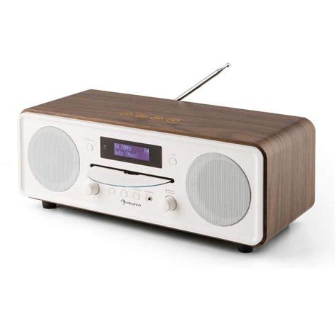 radio mit cd melodia cd dab ukw desktop radio cd player bluetooth