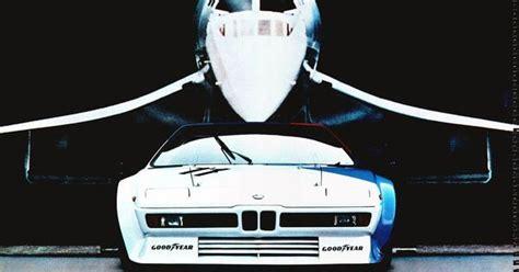 bmw m1 vs concorde automotive bmw m1 concorde and bmw - Concorde Cing Car