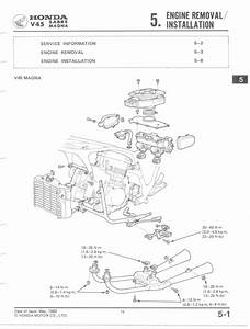 Pdf Honda V45 Sabre Repair Manual