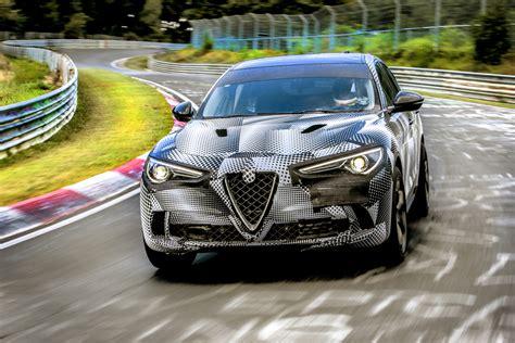 Alfa Romeo News by Alfa Romeo S Suv Has Claimed A Nurburgring Record