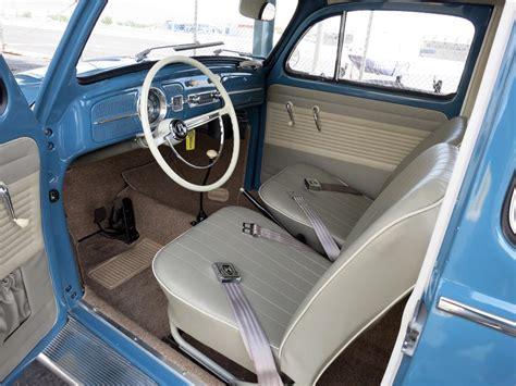 vw bug interior 1961 volkswagen beetle 2 door sedan 157780
