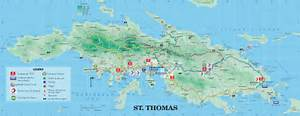 map of St. Thomas U.S. Virgin Islands. St. Thomas U.S. Virgin Islands ... U.S. Virgin Islands