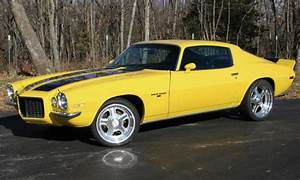 1970 CHEVROLET CAMARO RS COUPE