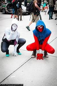 Spider-Woman (Gwen Stacy) and Scarlet Spider (Ben Reilly ...