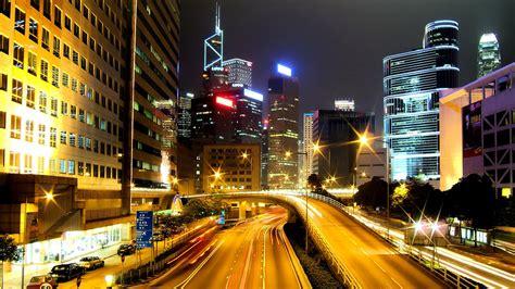 hong kong city nights hd wallpapers hd wallpapers id