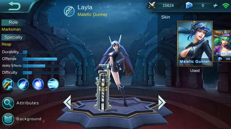Mobile Legends Layla Build Guide