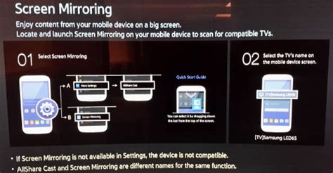 how to mirror android to tv how to mirror android screen to smart tv