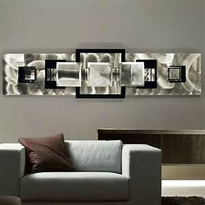 Stylish metal wall d?cor ideas art