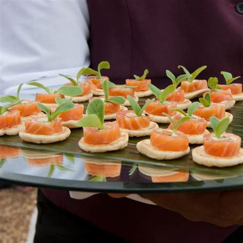 canape sempre best 25 canapes catering ideas on