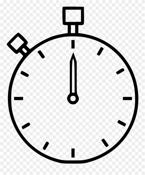timer time countdown stopwatch clipart pinclipart