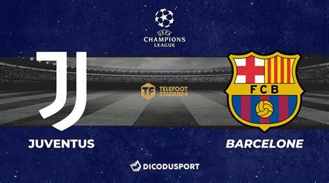 Barcelone Juventus streaming live HD Barcelone vs Juventus ...