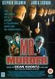 Mr. Murder (TV Movie 1998) | Thriller movies, Father ...