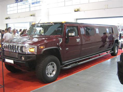 H2 Limo by File Hummer H2 Limo Front Psm 2009 Jpg