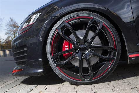Tuning 25 Abt Volkswagen Golf Vii Gti Dark Edition