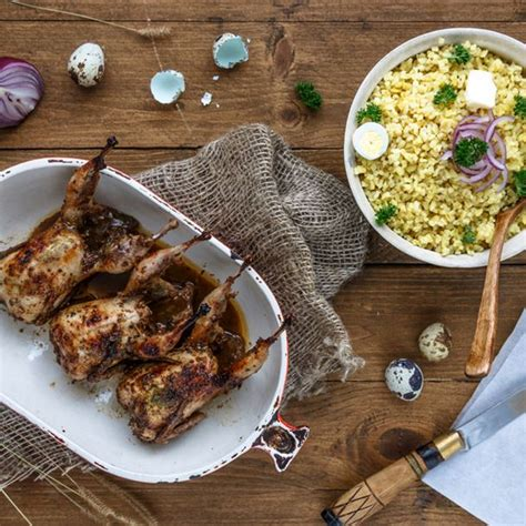 cuisiner des cailles recette cailles farcies