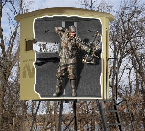 Muddy Moment #1  Terry Drury's Giant Box Blind Bow