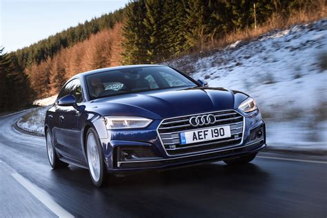 audi a5 sportback kofferraum new audi a5 sportback diesel ultra 2017 review pictures auto express