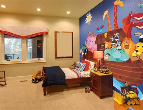 Boys Bedroom Wallpaper by Awesome And Charming Toddler Boy Bedroom Ideas Home