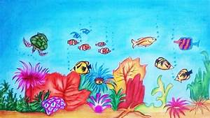 15 Underwater Drawing For Free Download On Ayoqq Cliparts