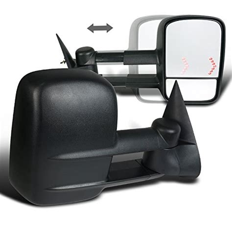 Silverado Sierra Power Heated Extend Towing Mirror