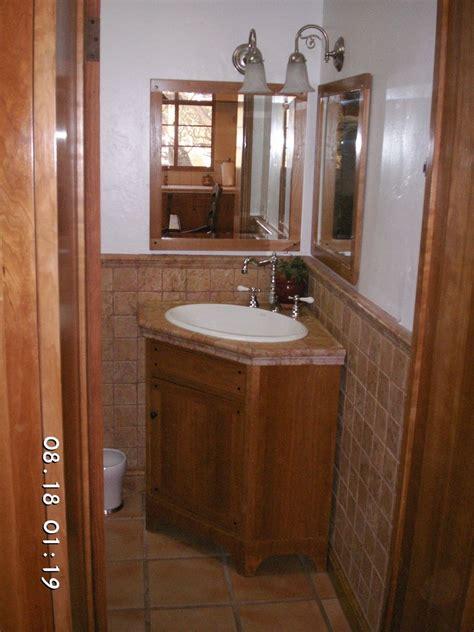 Free Standing Bathroom Vanity Ideas by Corner Sink Cabinet Bathroom Vanity Ideas Corner