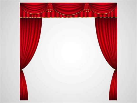 Theater Curtains Vector Art & Graphics Curtains On Bay Windows Pictures Bathroom Curtain Ideas Blue Ink Ivy Alpine Printed Shower Other Word For Rod Eyelet A Window Ocean Scene Fabric Another Holder Grey And White Chevron Blackout