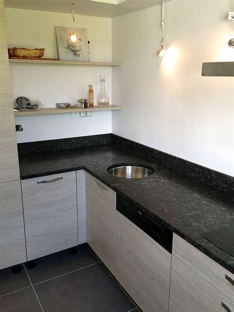 plan de travail cuisine granit plan de travail en granit pour cuisine