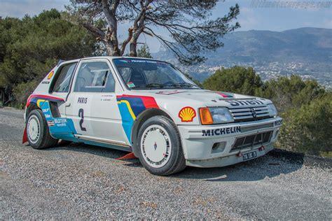 Peugeot 205 T16 by Peugeot 205 T16 B