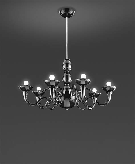 suspension chandelier pantalica suspension l chandeliers from artemide