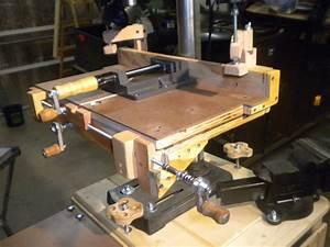 Drill Press Table - by ssull4167 @ LumberJocks com