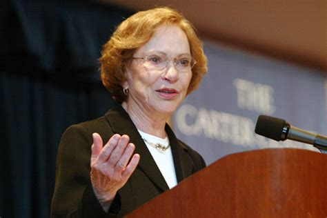 lady rosalynn carter launches