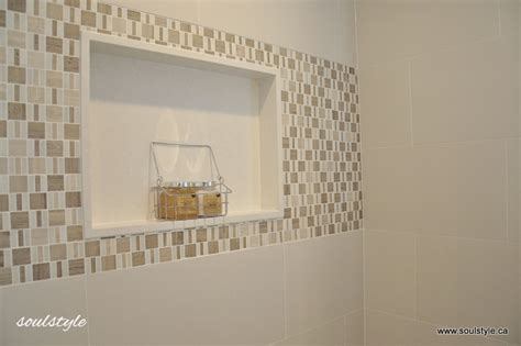 quartz shower wall niche soulstyle interiors  design
