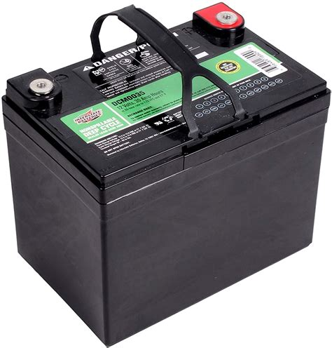 Unfortunately, batteries don't last forever and must be replaced every few years. Interstate Batteries DCM0035 Sealed Lead Acid AGM Car Battery