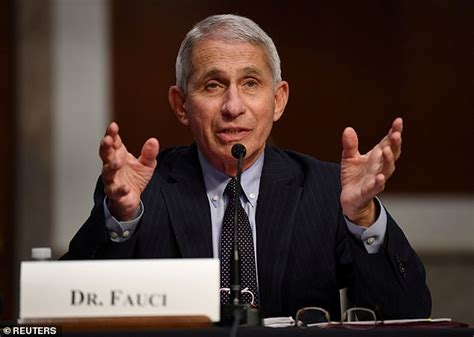 Anthony Fauci and family have received 'serious threats ...