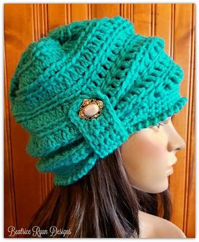 Crochet Wintertide Beanie Pattern
