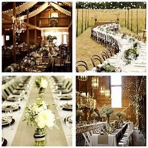 Mariage Theme Champetre : decoration mariage nature et champetre ~ Melissatoandfro.com Idées de Décoration