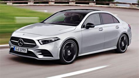 Mercedes-benz A-class Saloon Unveiled