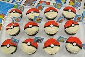 pokemon cupcake balls images