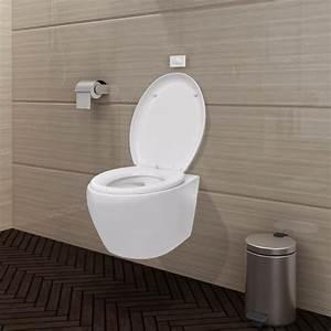 Hänge Wc : wand h nge wc toilette klo wandh ngend wei g nstig kaufen ~ Eleganceandgraceweddings.com Haus und Dekorationen