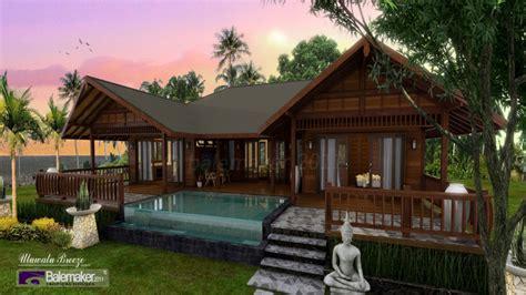 island house small house design plans philippines studio design Tropical