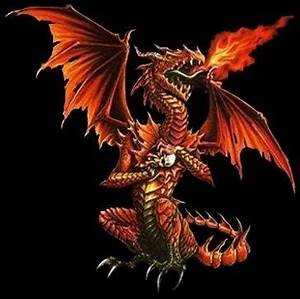 Red Dragon Fire | www.pixshark.com - Images Galleries With ...