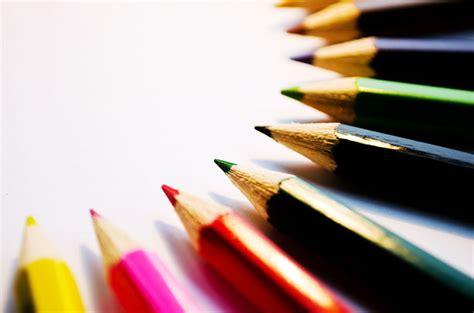 colour pencils  stock photo public domain pictures