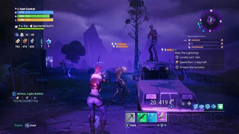 fortnite survivors guide   find survivors  build