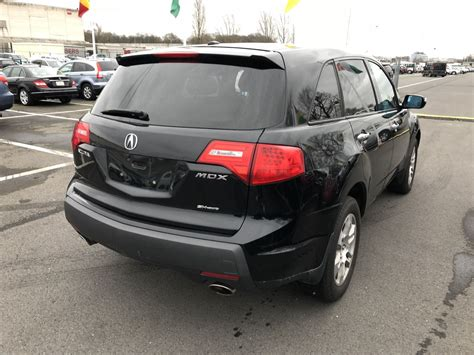 Acura Mdx Cars by Cars Used Acura Mdx 2009 Suv A12 Auto