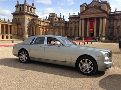 Rolls Royce Phantom For Wedding Hire