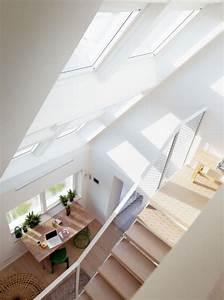 Günstige Velux Dachfenster : dachgeschossausbau mit velux dachfenstern ~ Lizthompson.info Haus und Dekorationen